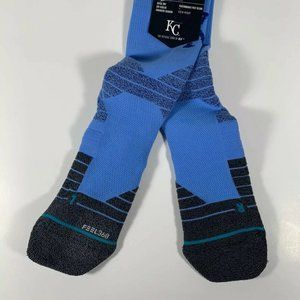 Stance Underwear & Socks - STANCE Kansas City Royals Diamond Pro MLB Socks